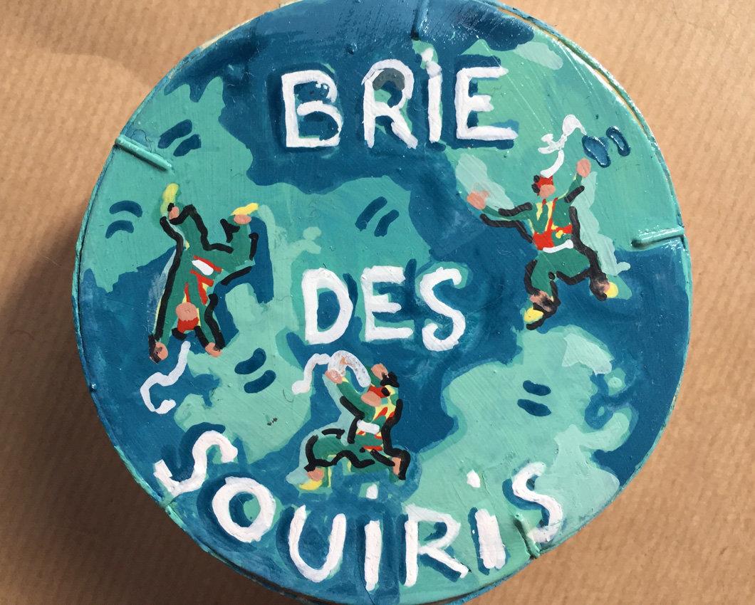 Brie-des-souiris