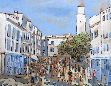 Essaouira Place Moulay Hassan