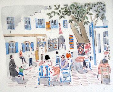 Essaouira Place de l'Horloge