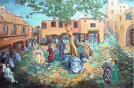 Place de Fez