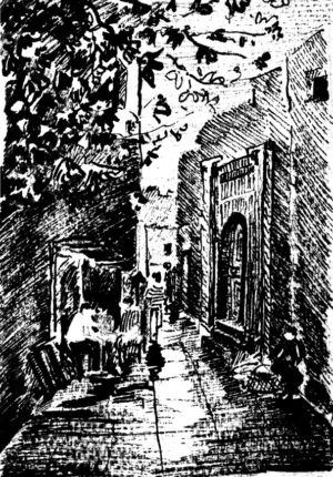 Rue de Fez