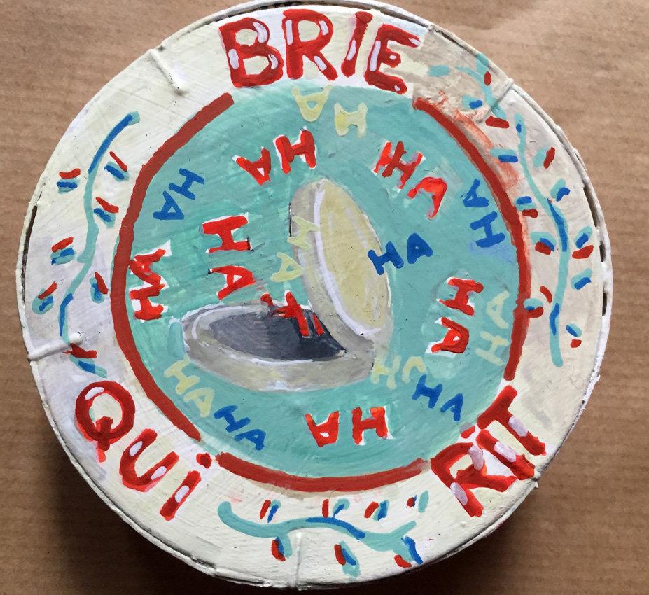 Brie-qui-rit