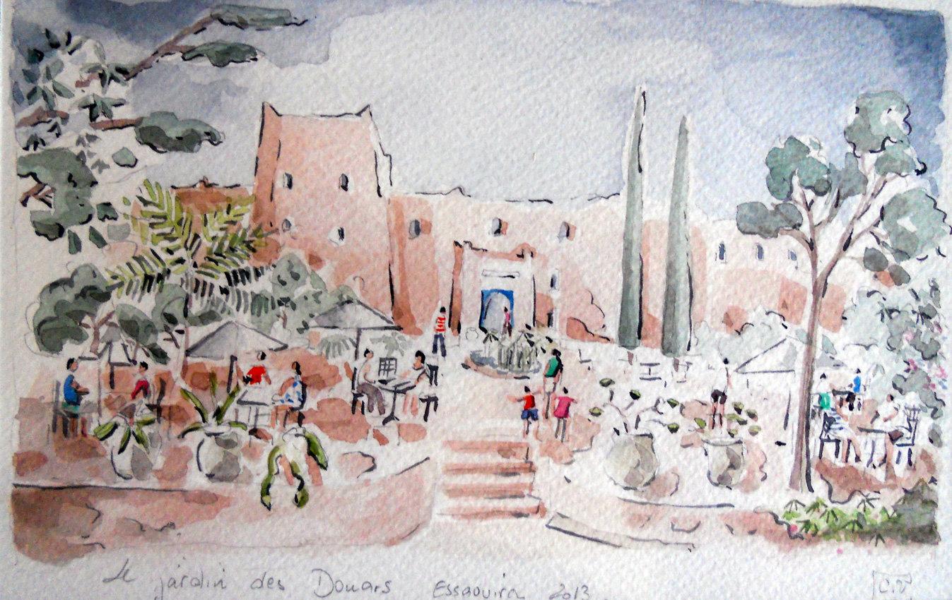 Essaouira-Jardins-des-Douars